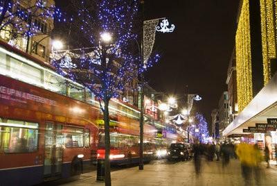 Oxford, UK streets