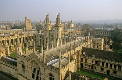 Tourism in the United Kingdom souls college