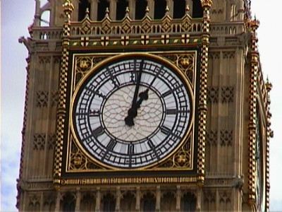 big ben one of the clock faces