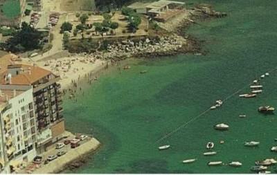 Blue flag Panadeira beach