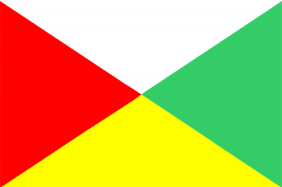 Flag of Morocco province of Laayoune