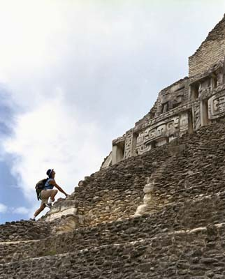 capital of Belize tourism