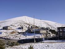 Navacerrada Ski Track