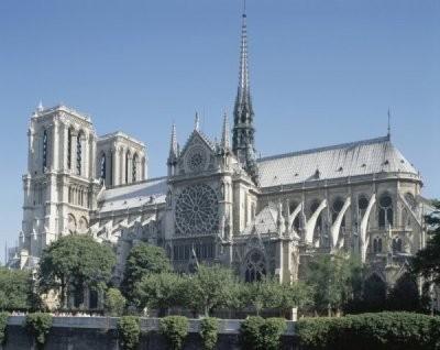 Notre Dame Monuments