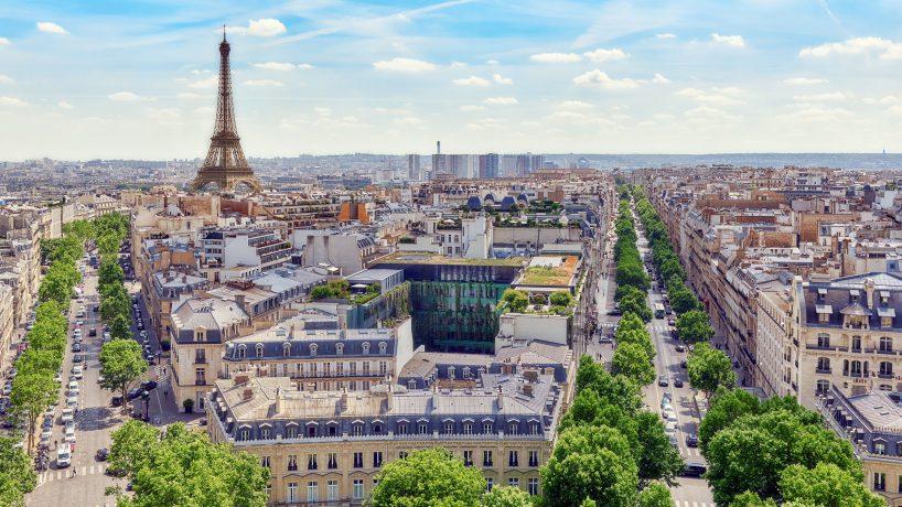 Brief history of Paris