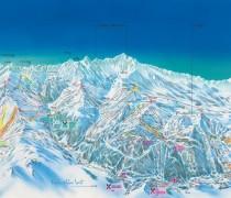 Ski slopes Andorra