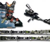 Equipment for Alpine Skiing