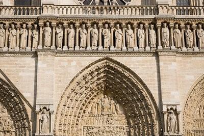 Notre Dame Paris 28 Kings