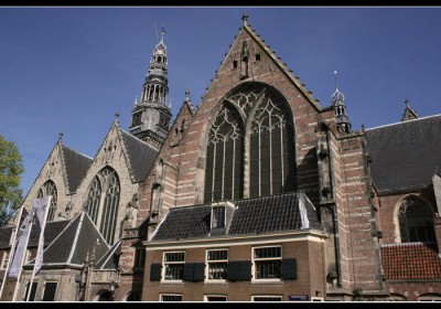 old-cathedral-oude-kerk