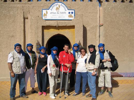 Desert Erg Chebbi Morocco
