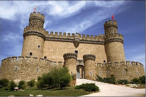 Castle Manzanares El Real