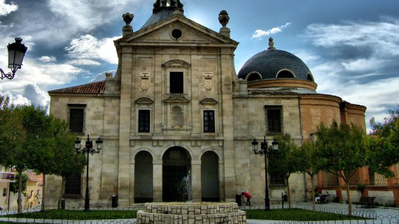 Old monastery of the Incarnation