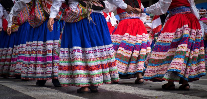Customs of Bolivia