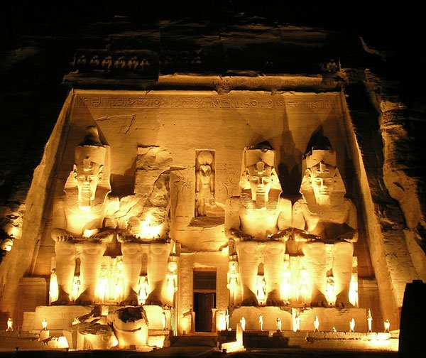Egyptian tombs in Valencia