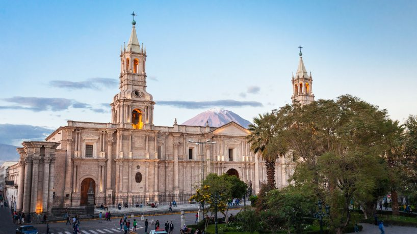 Arequipa and its customs