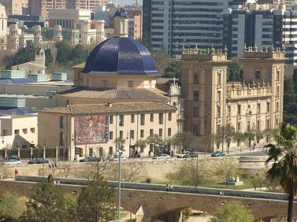 Museum of arts in Spain