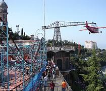 Images Tibidabo Amusement Park