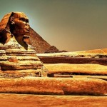 Sphinx of Giza, Egypt