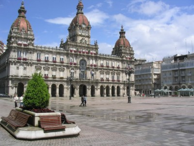 A Coruña Town Hall
