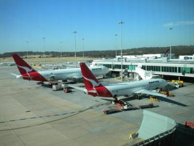 Air transport Australia