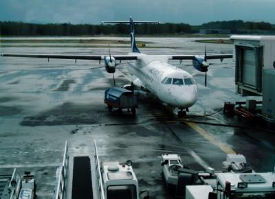Air transport Finland