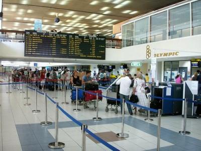 Air transport Greece