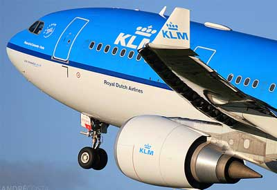 Dutch airline