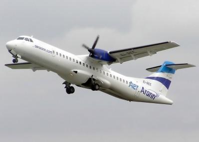 Air transport Ireland