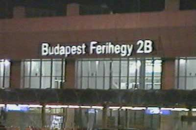 Airport Budapest