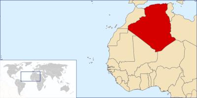 Algeria maps