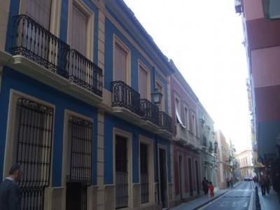 Almedina neighborhood Almeria
