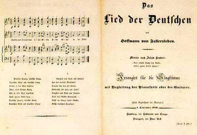 Anthem Germany