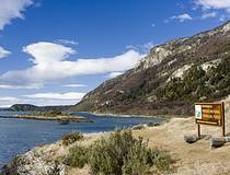 """Argentina National Park of """"Tierra de Fuego"""""""