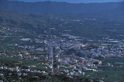 Aridane Valley La Palma