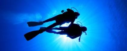 Baptism of diving in Murcia