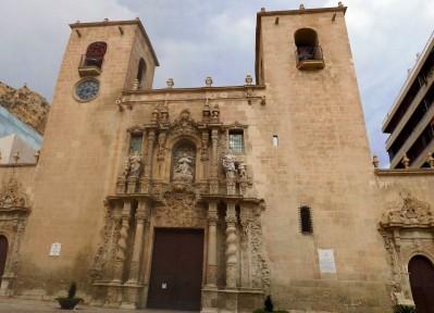 Basilica of Santa Maria Alicante