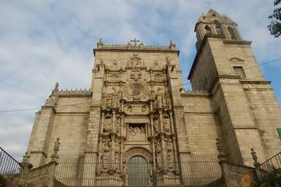 Basilica of Santa Maria Pontevedra