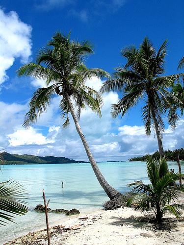 Beaches Tahiti