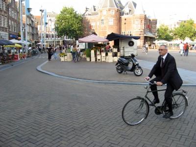 Bicycle rental Amsterdam