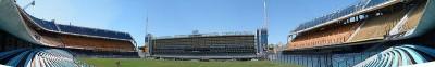 Boca Juniors Stadium La Bombonera Buenos Aires