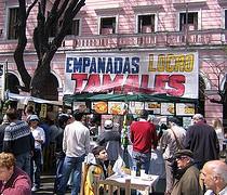 Buenos Aires The Slaughterhouse Fair