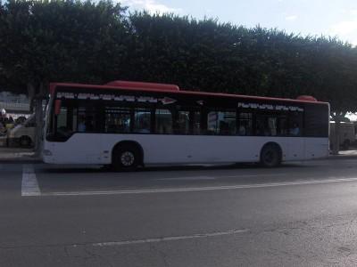 Bus Almería