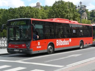 Bus Bilbao