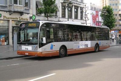 Bruxelles bus