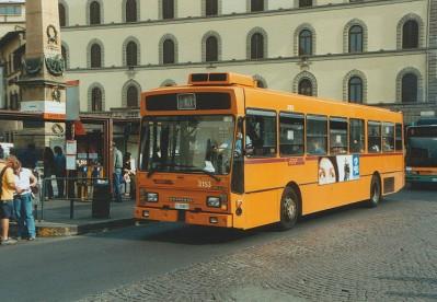 Bus de la ville de Florence