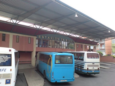 Bus Gran Canaria