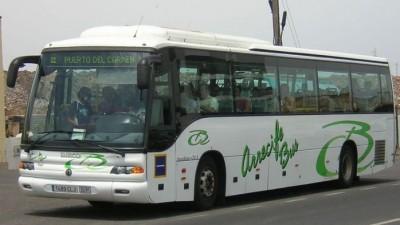 Bus Lanzarote
