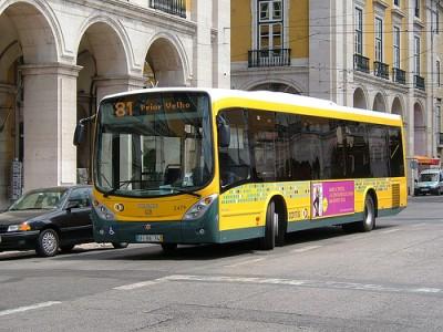 Bus Lisbon