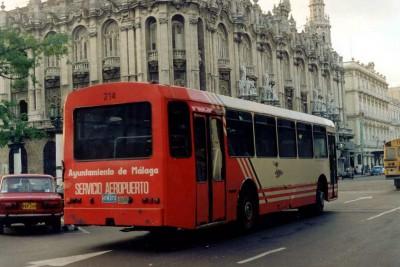 Bus Málaga