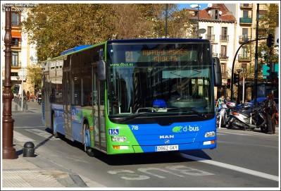 Bus San Sebastián